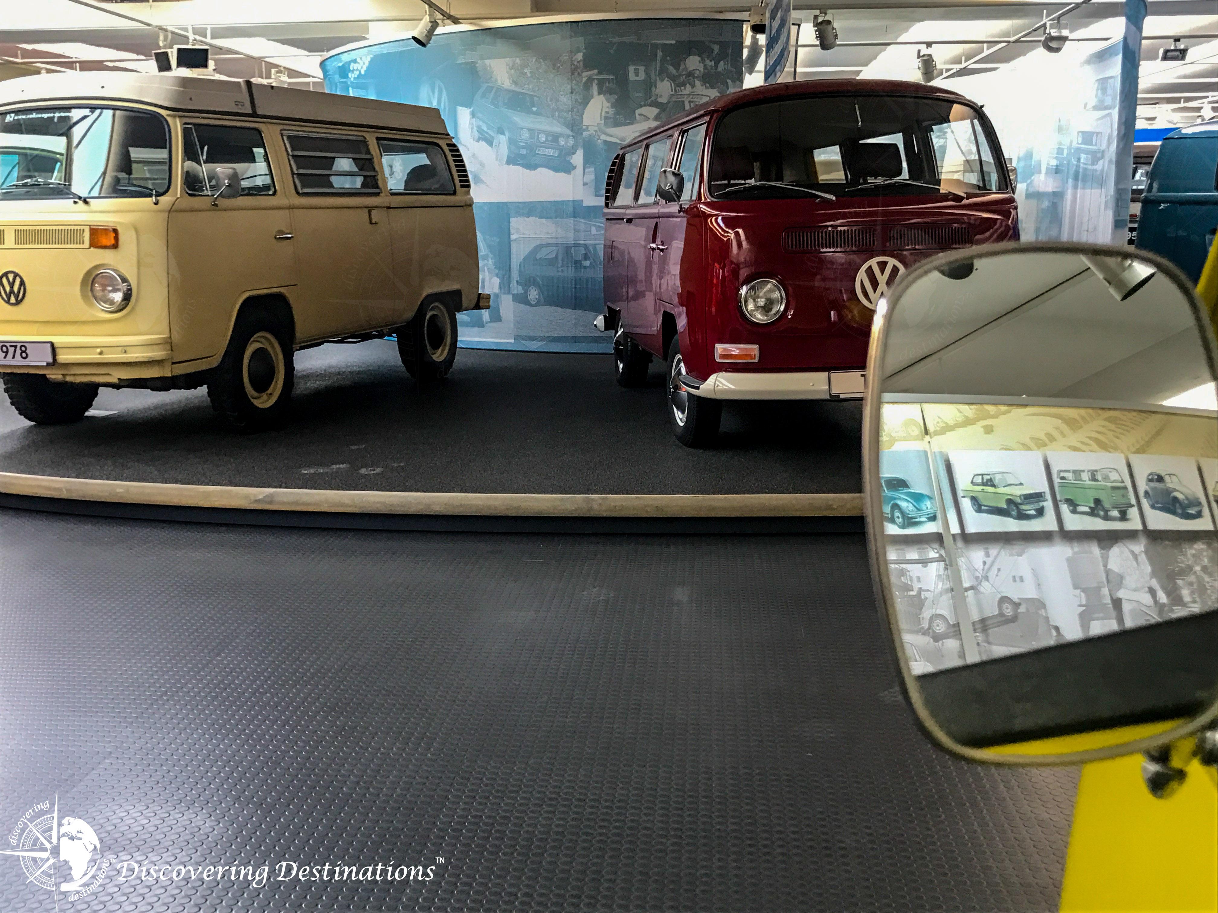 Discovering Foundation Auto Museum Volkswagen, Wolfsburg