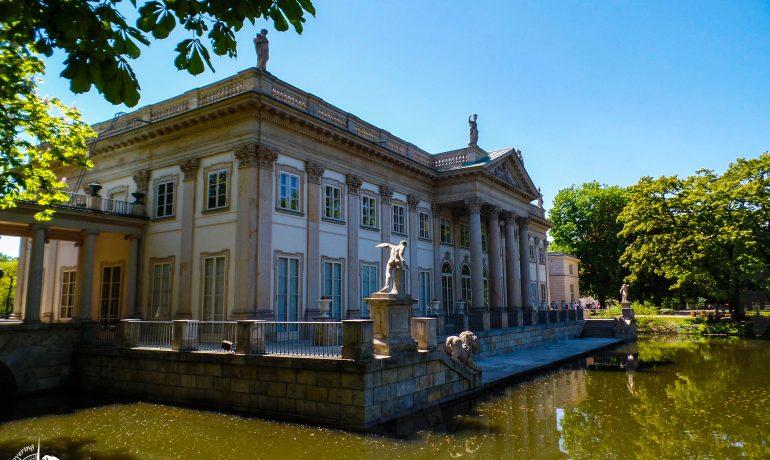 Discovering Lazienki Park, Warsaw