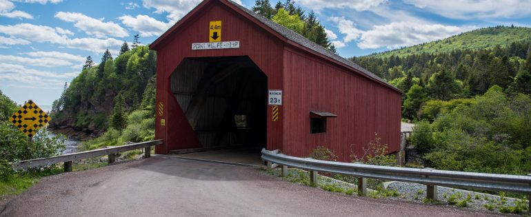 Discovering Fundy National Park