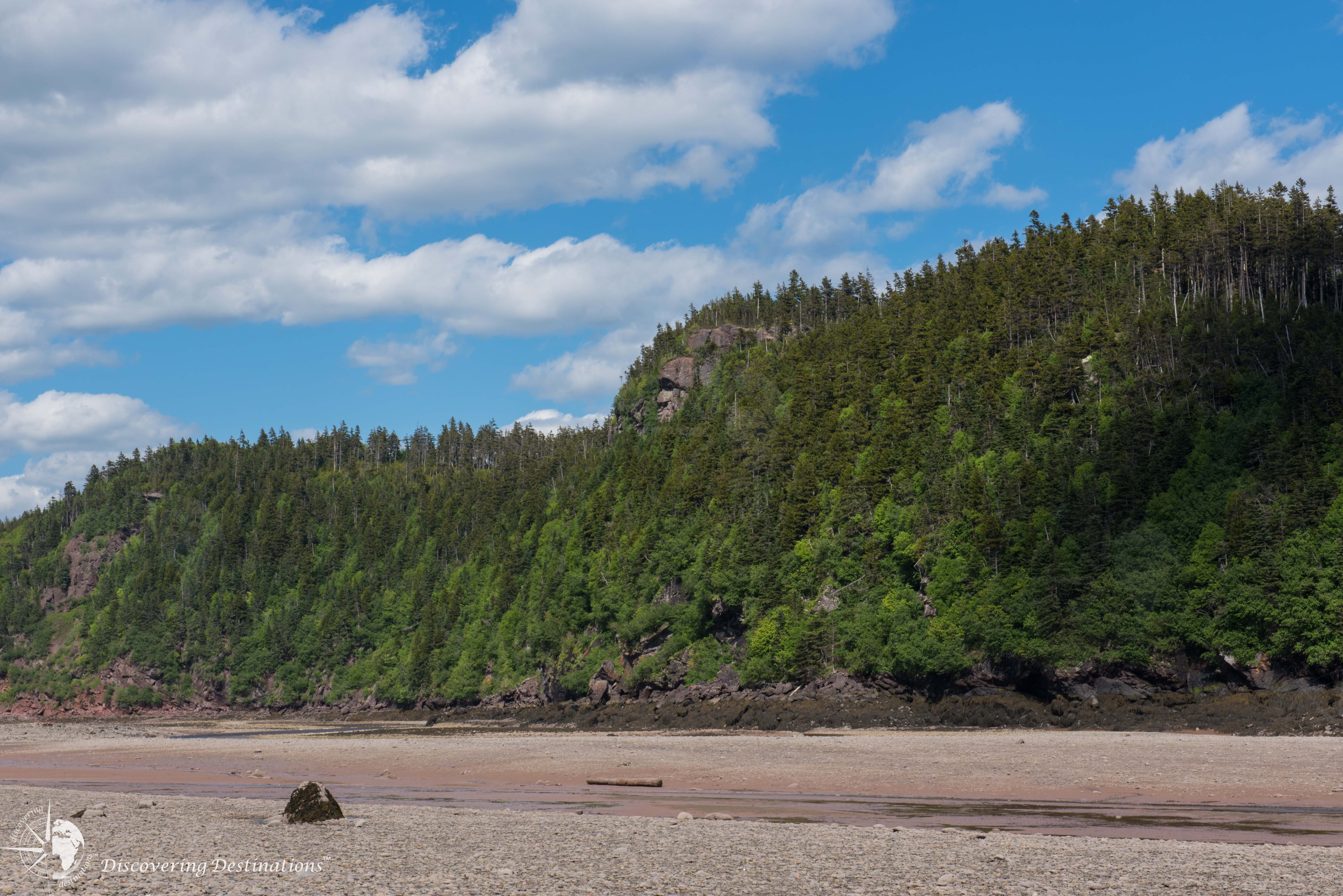 Fundy National Park faces of nature
