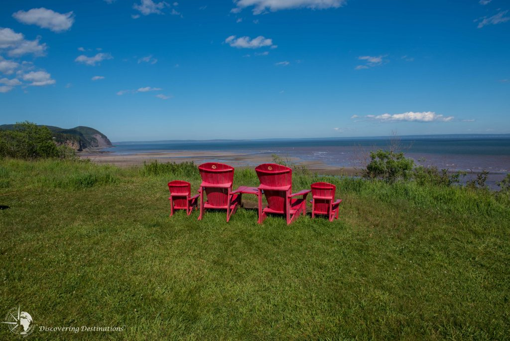 Fundy National park viewpoint