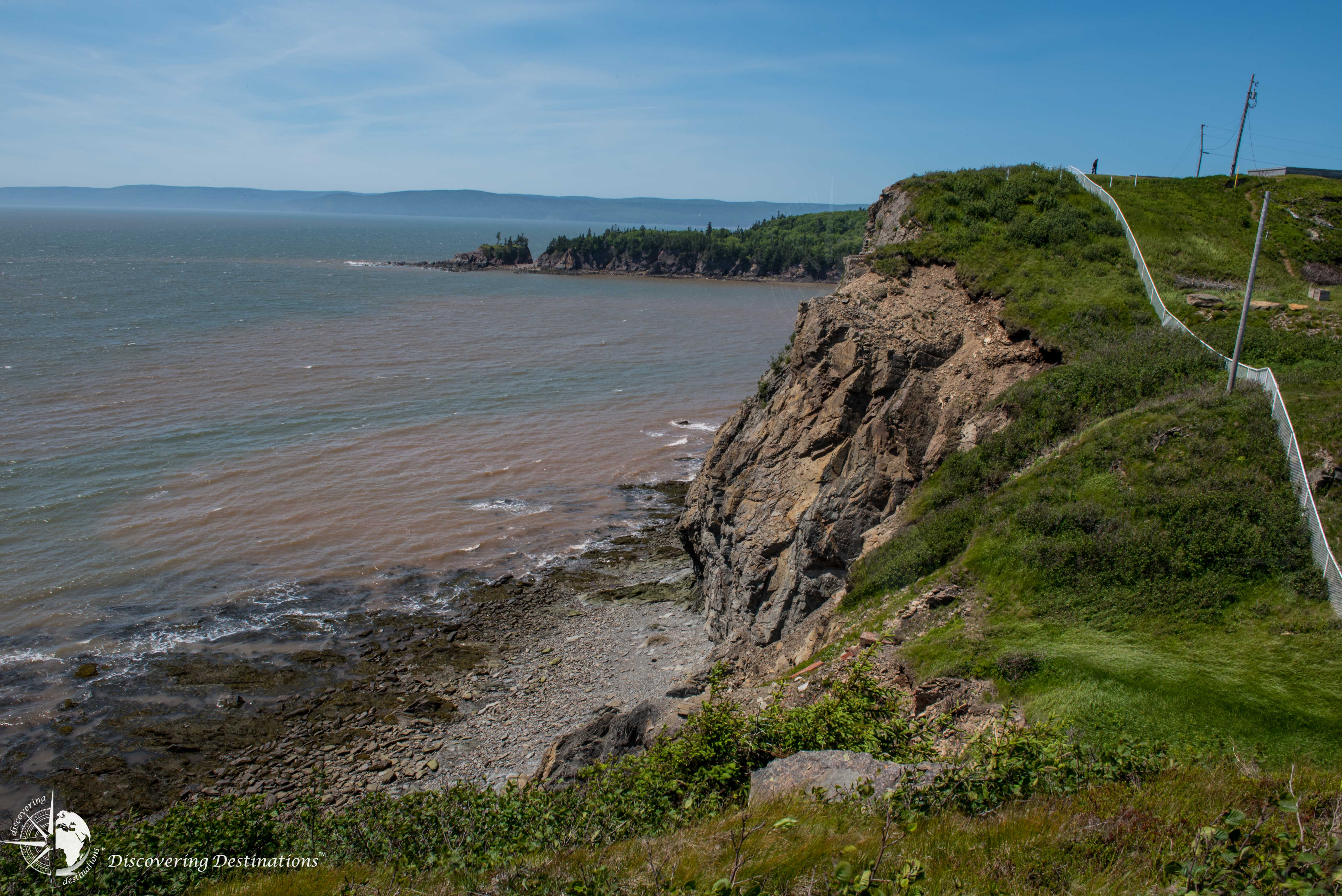 Cape Enrage Shoreline