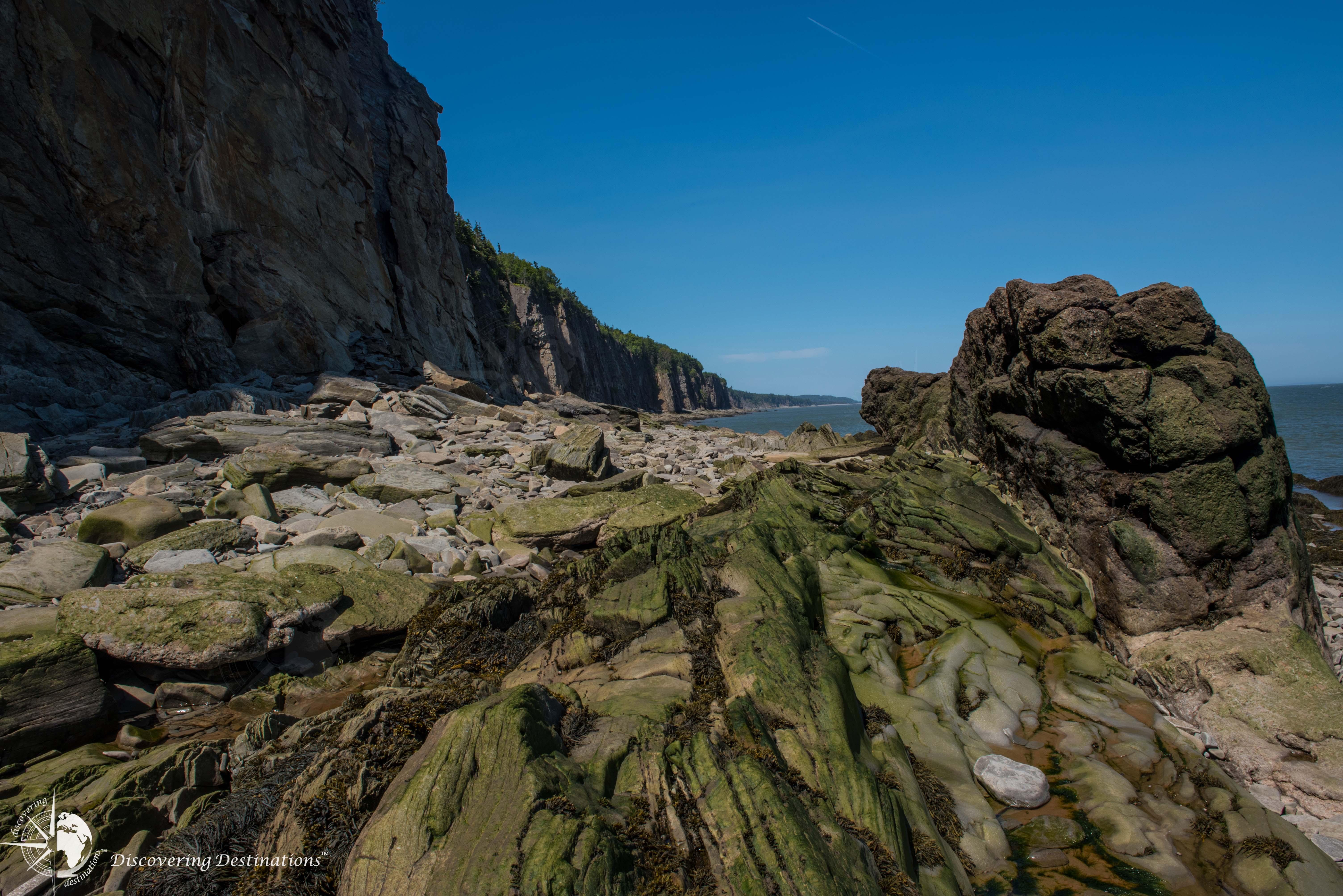 Cape Enrage cliffs