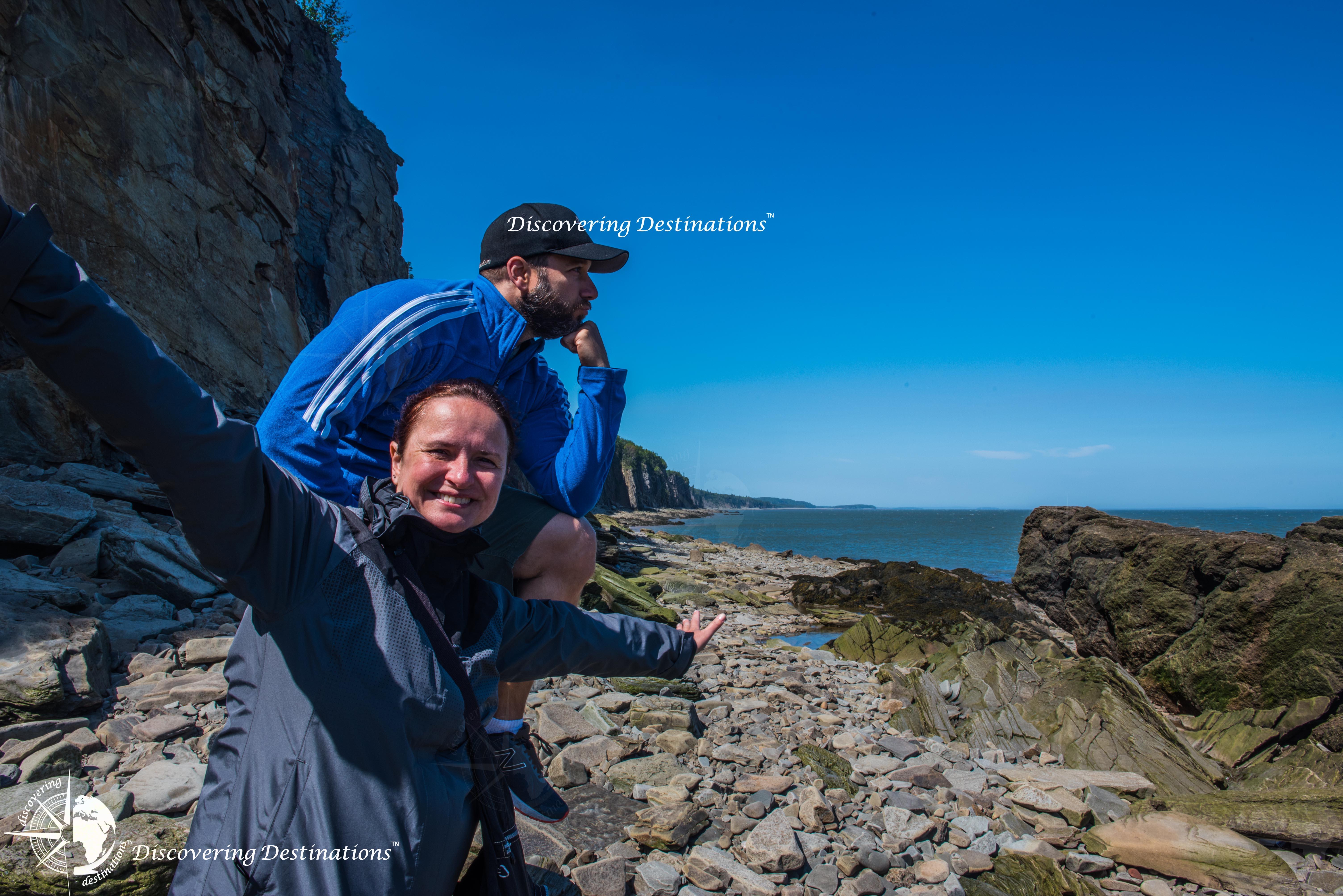 Cape Enrage visitors