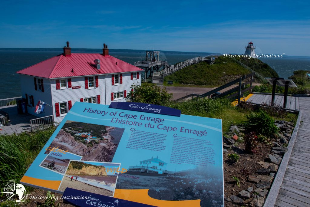 Welcome to Cape Enrage
