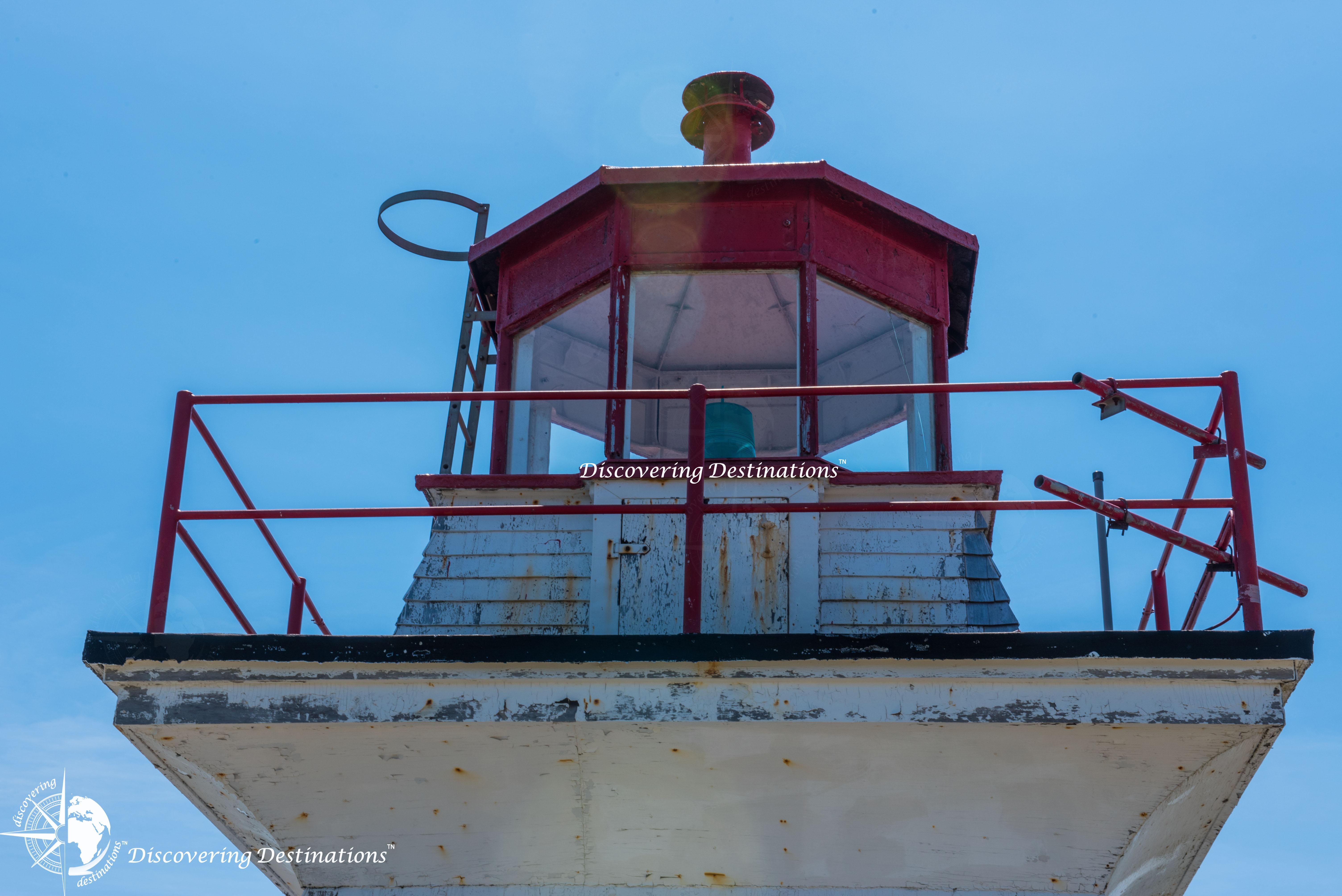 Cape Enrage lighthouse