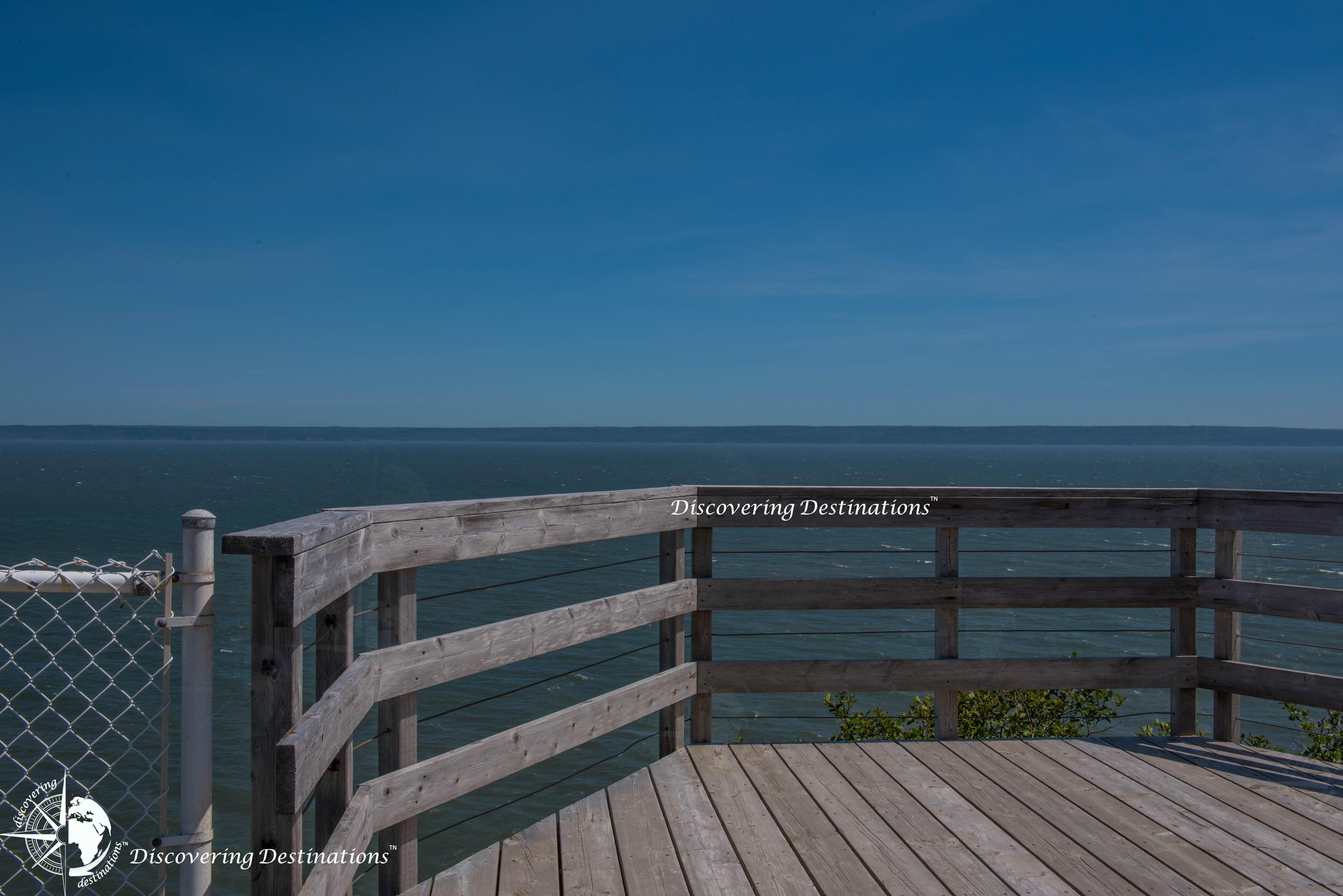 Cape Enrage view point