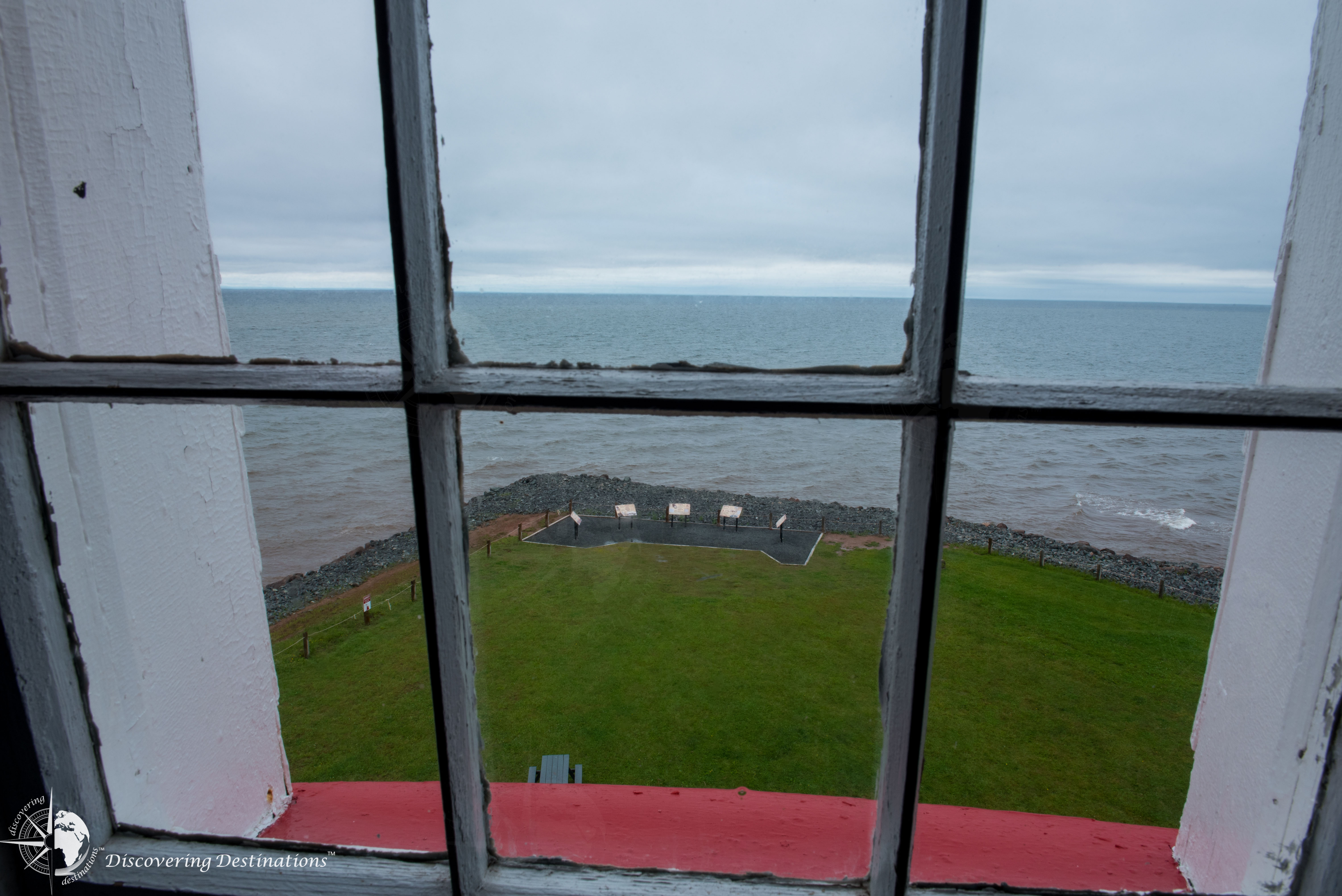 View from the Lighthouse top
