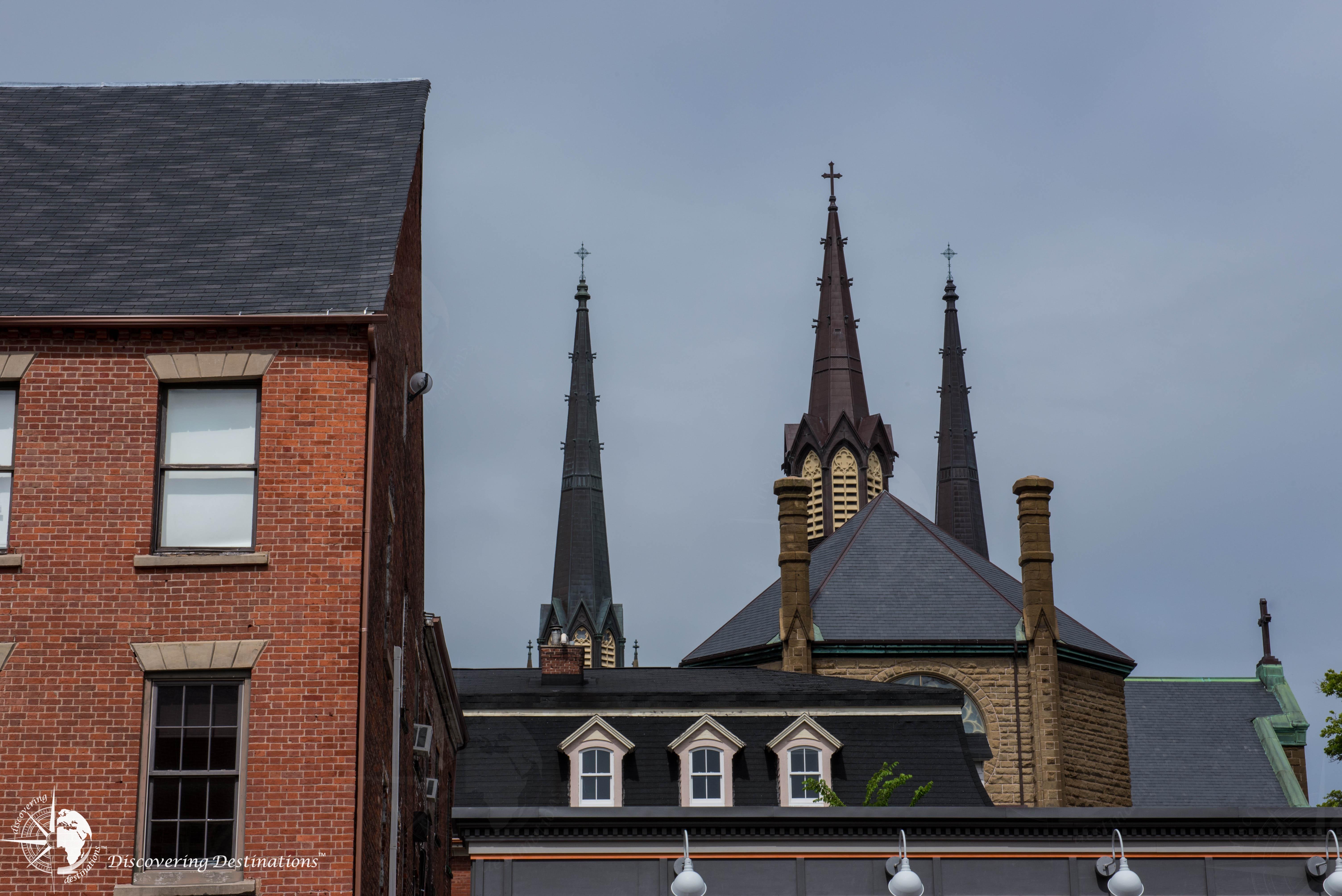 Charlottetown skyline