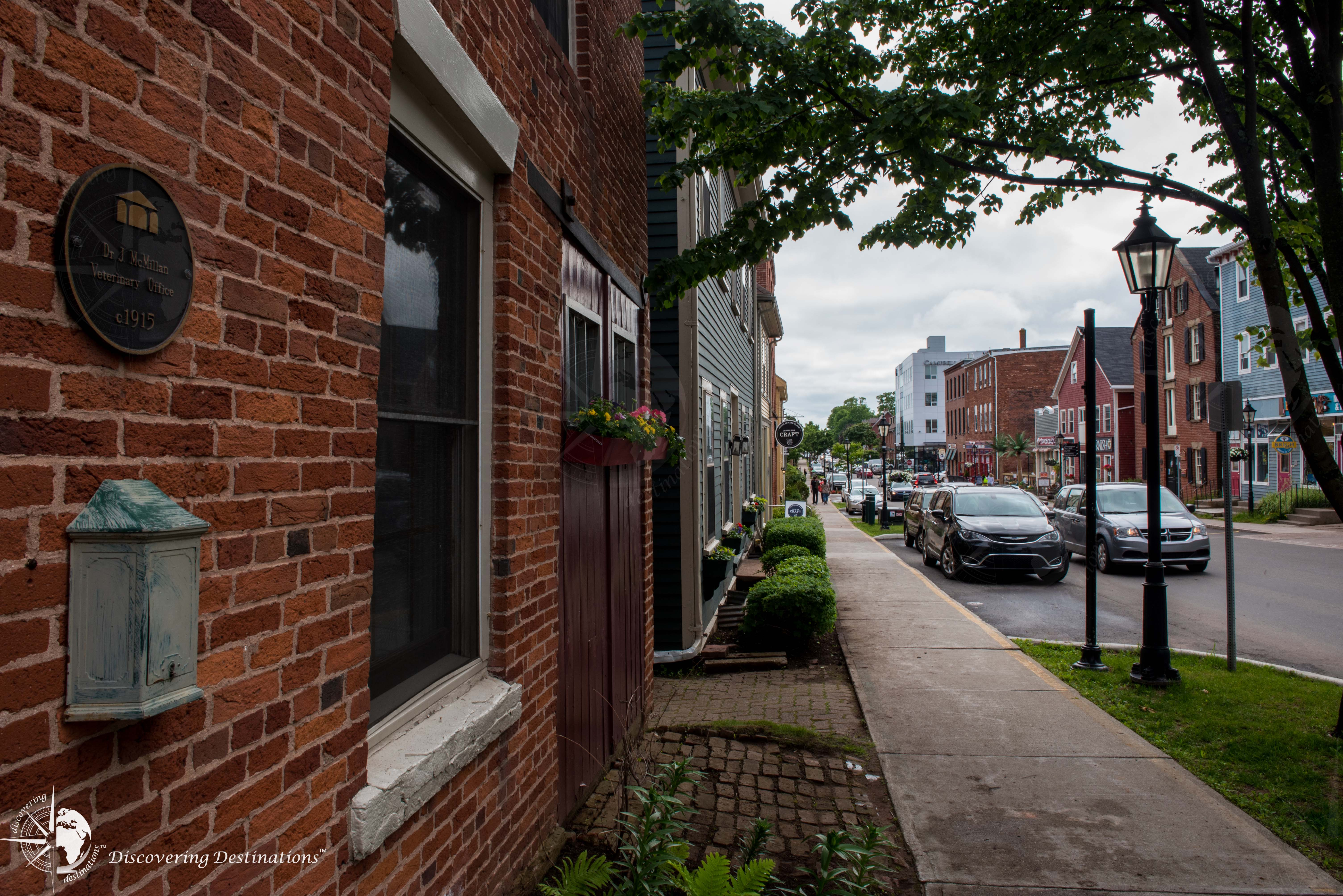 Charlottetown city houses