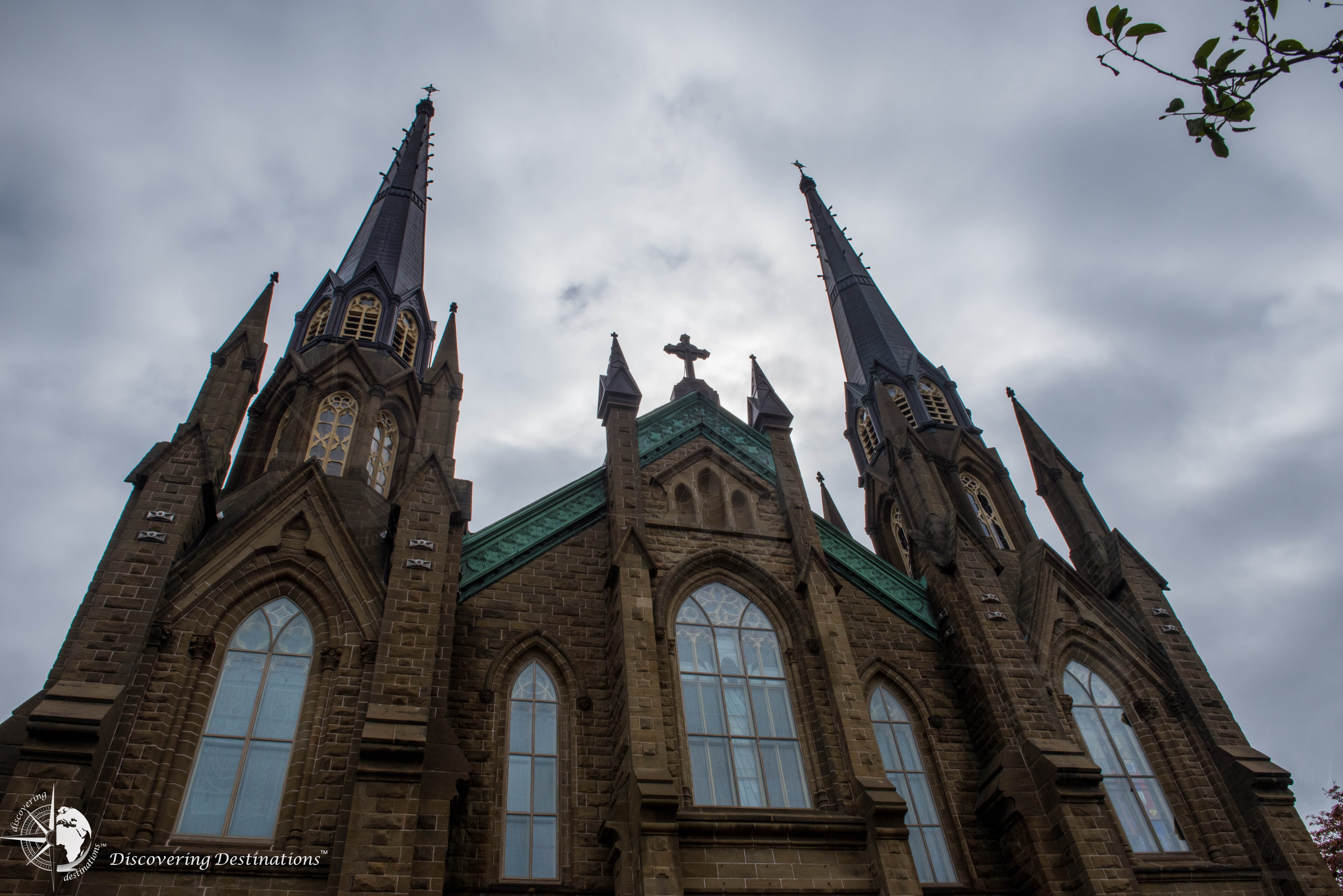 Charlottetown St Dunstan's Basilica Cathedral