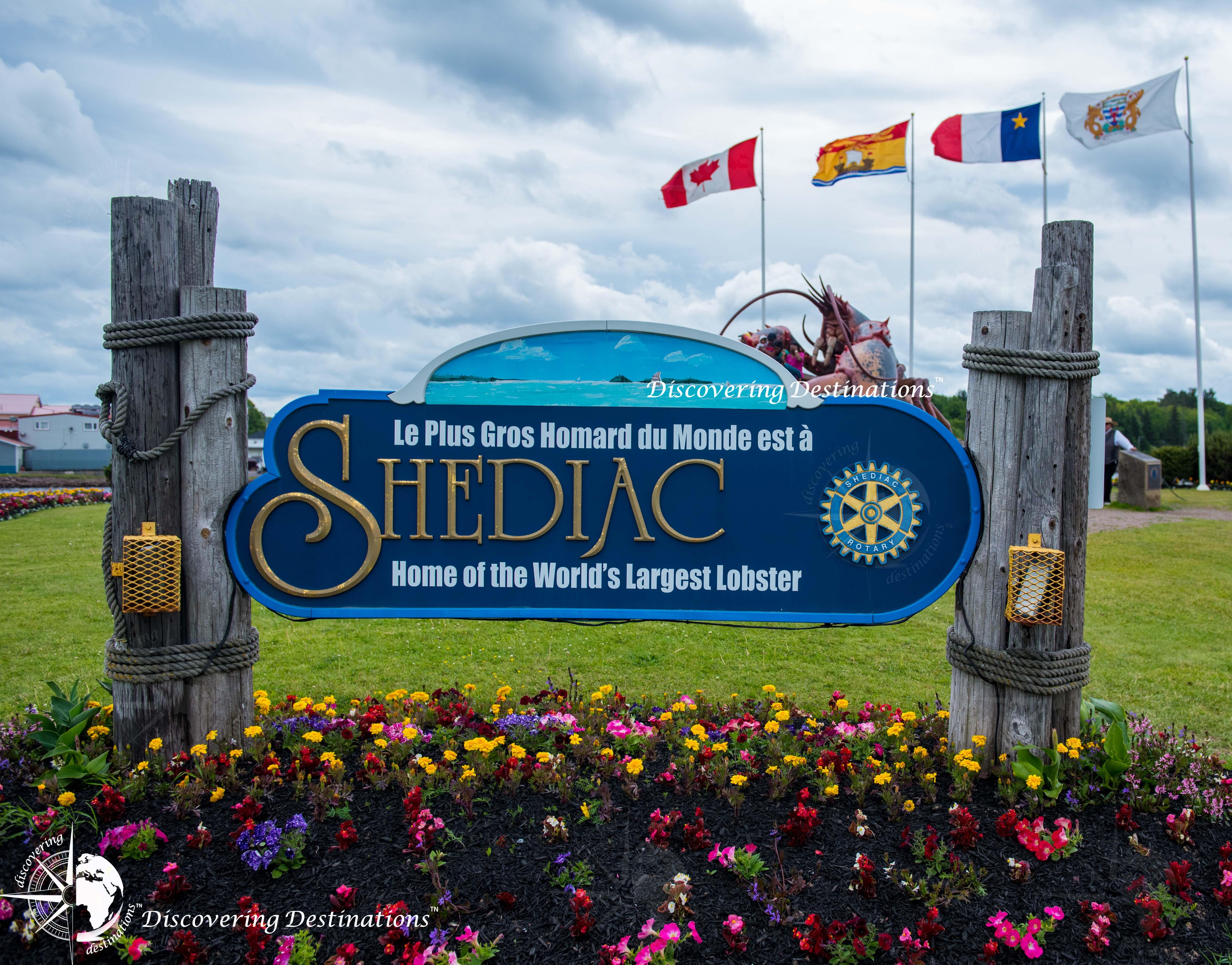 Discovering Shediac