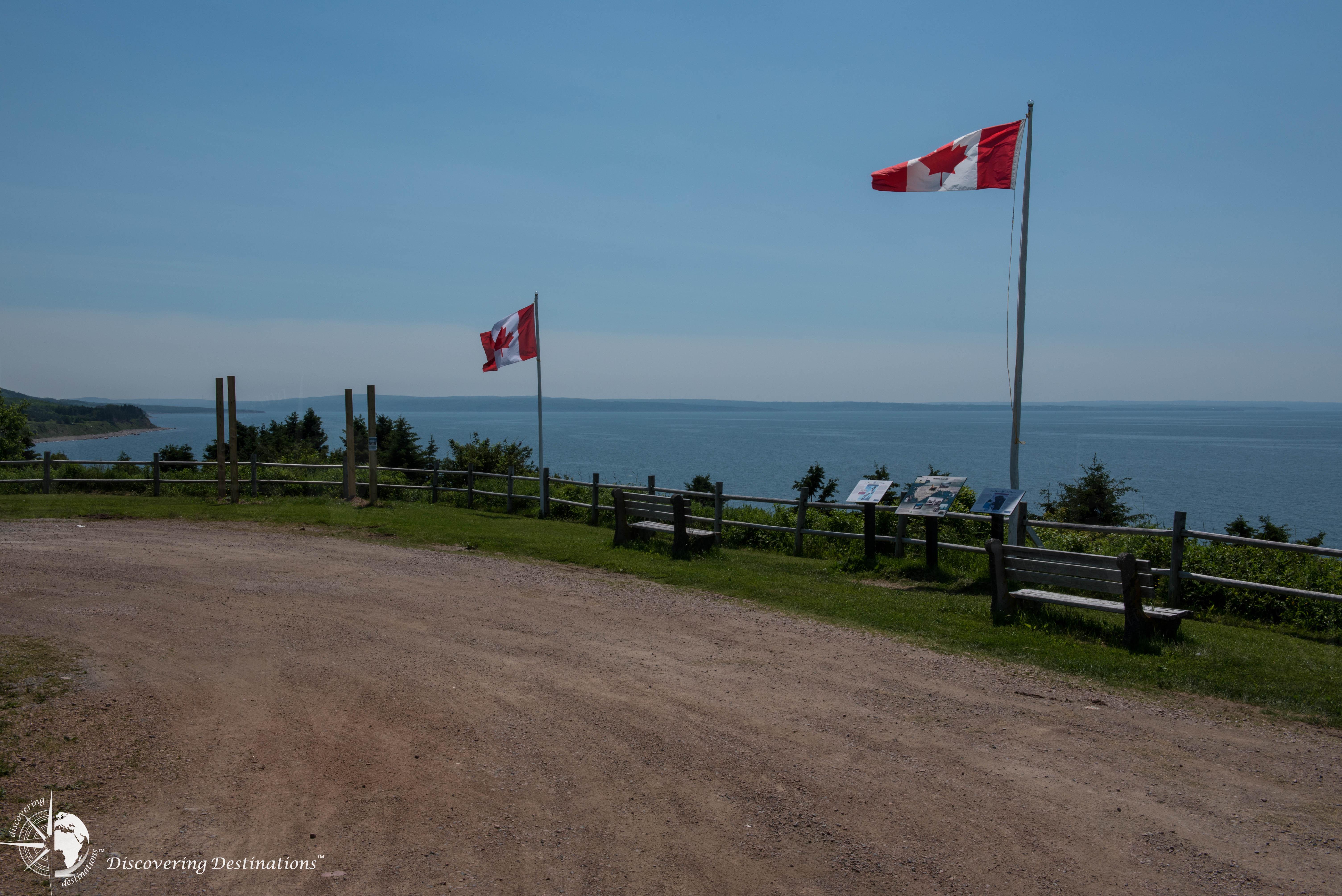Cape Breton entrance