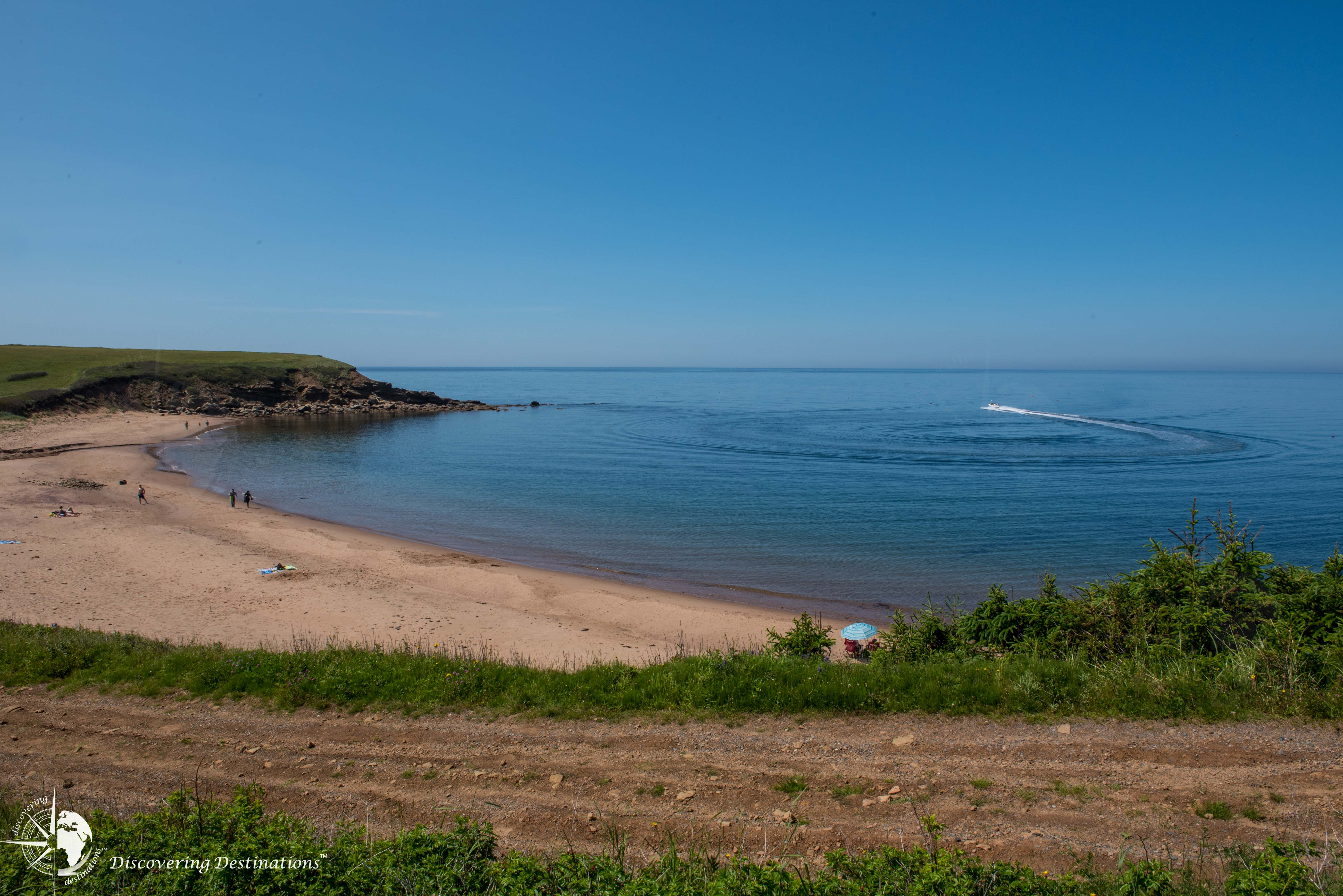 Northern beach
