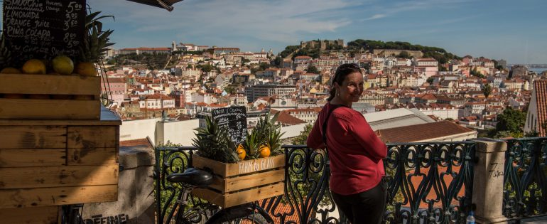 4 Suggestions when first Arriving In Lisbon