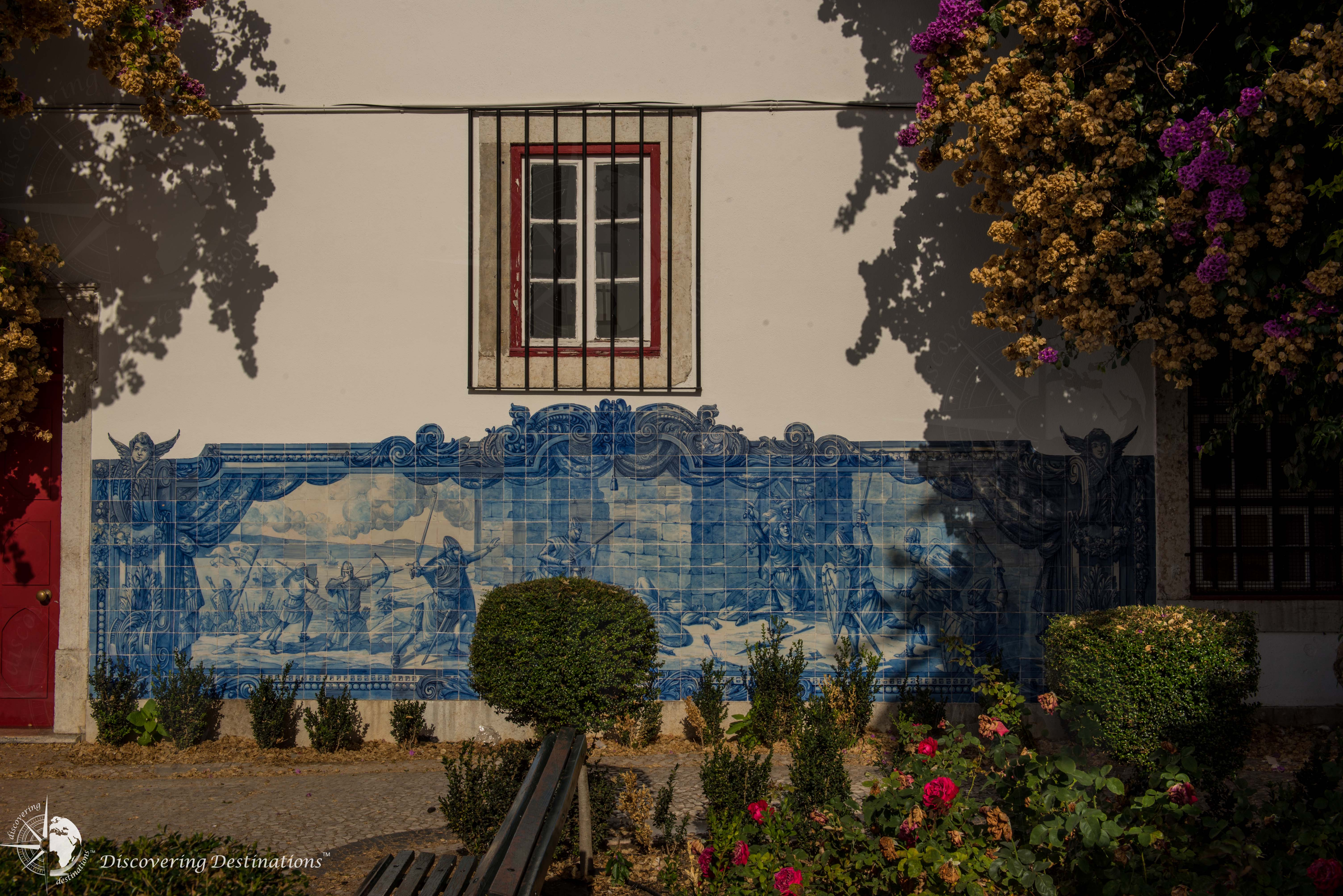 Santa Luzia lookout