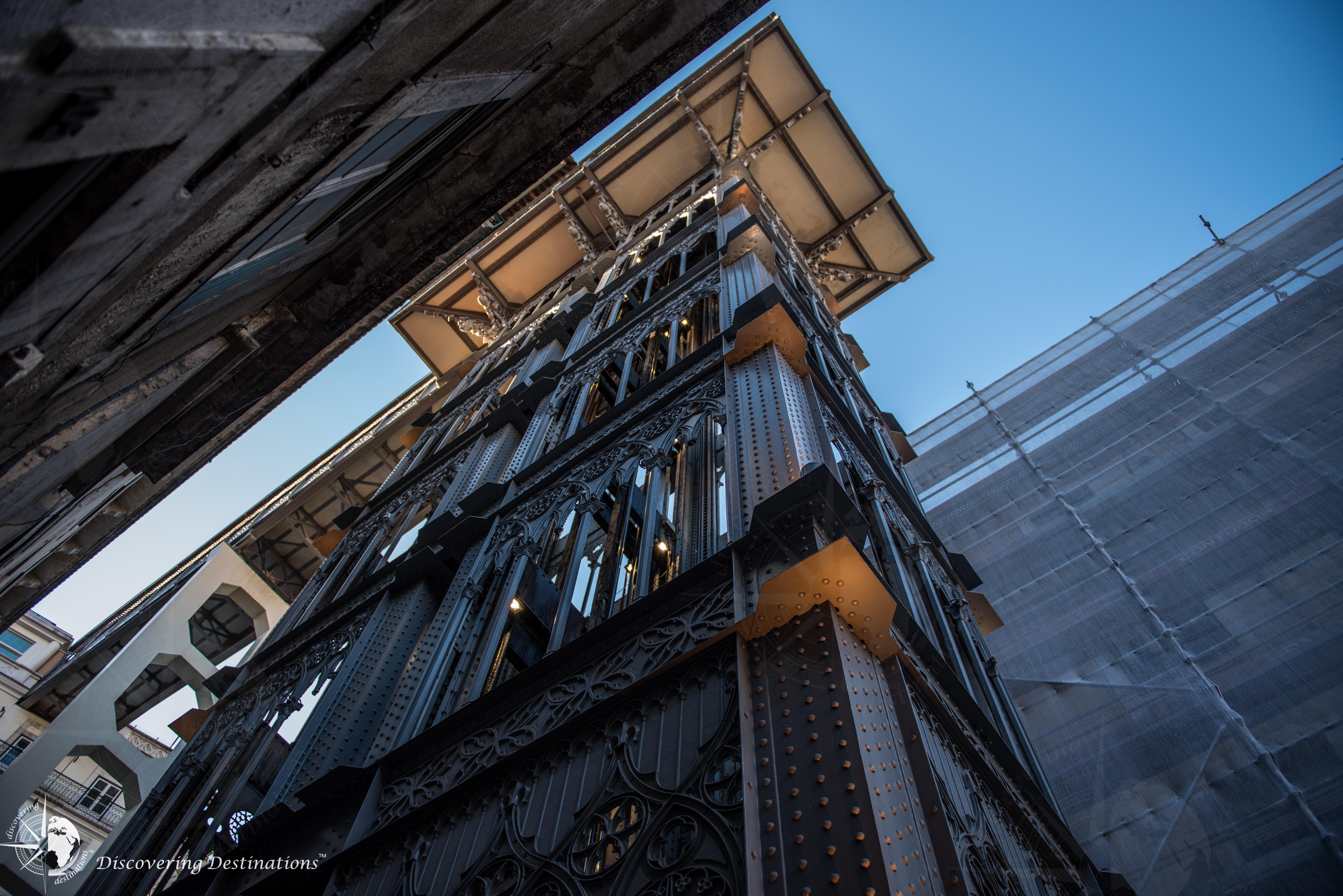Santa Justa Elevator