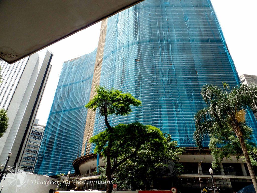 Copan Building (Edifício Copan)