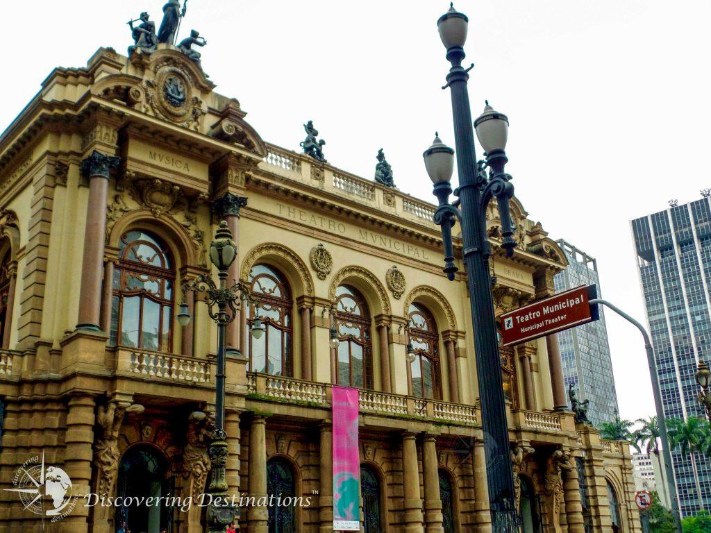 Municipal Theater of São Paulo (Teatro Municipal de São Paulo)