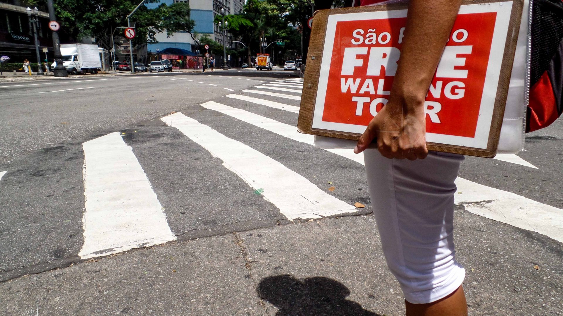 Free Walking Tour São Paulo Old Town - Brazil