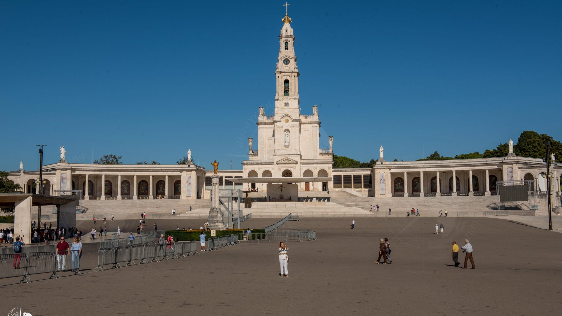 Day Trip to the Sanctuary of Our Lady of Fátima - Portugal
