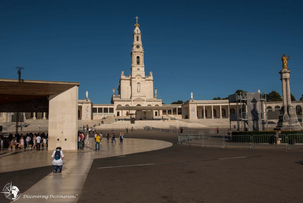 Day Trip to the Sanctuary of Our Lady of Fátima