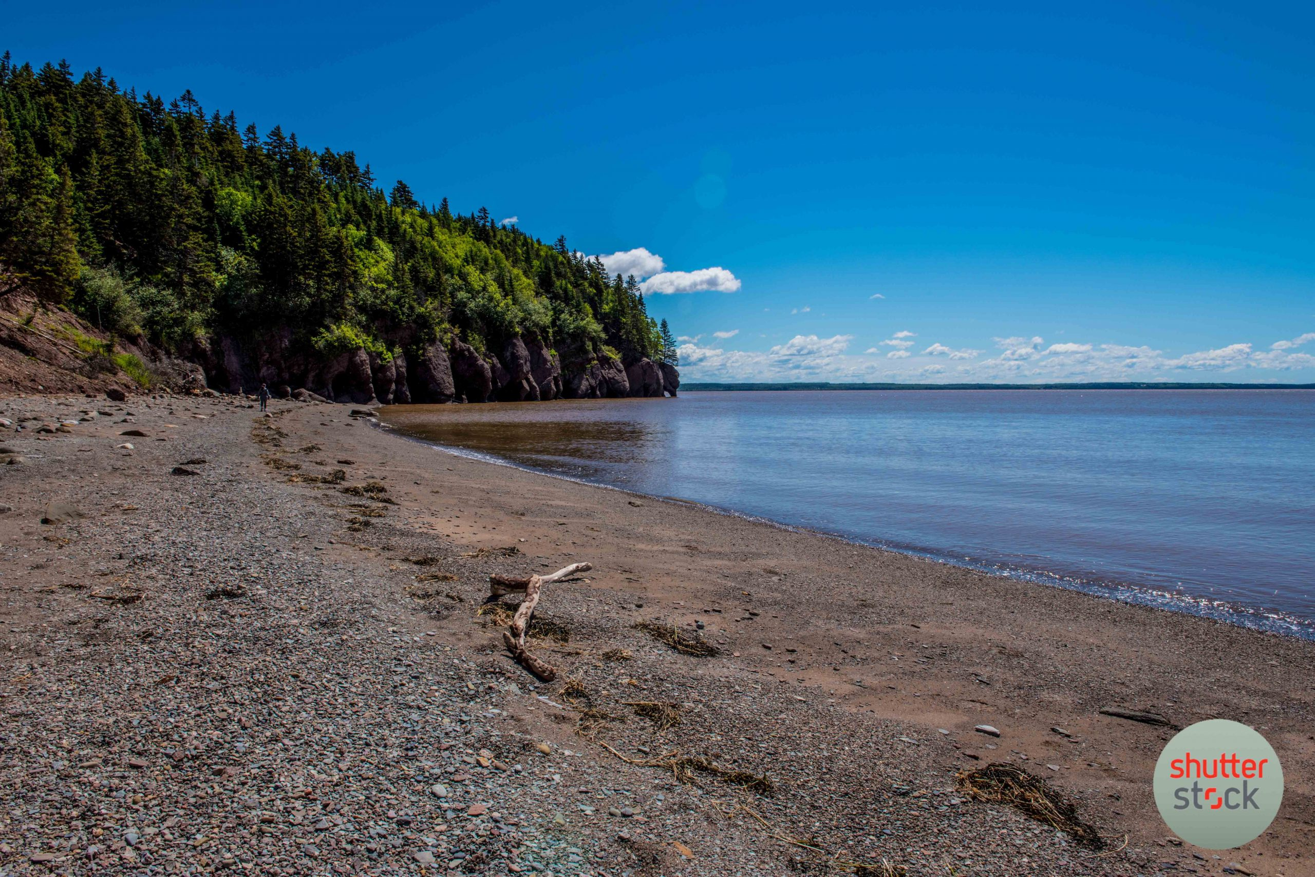New Brunswick road trip - Hopewell Rocks