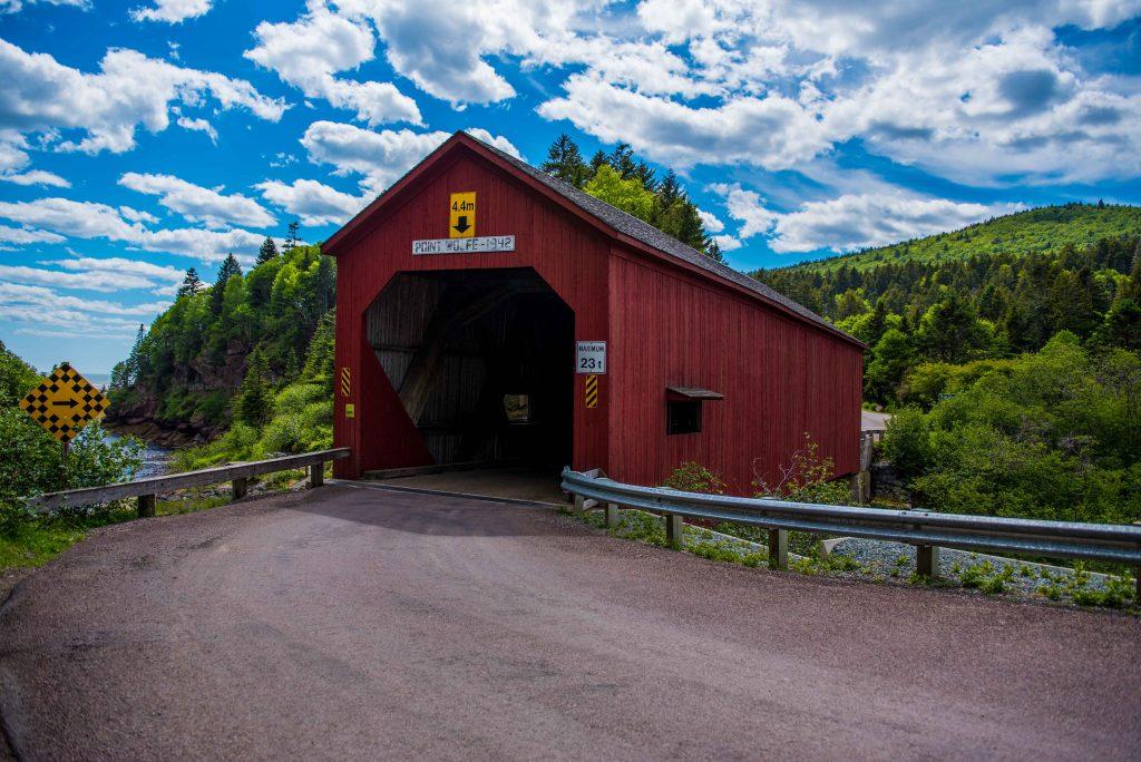 New Brunswick road trip