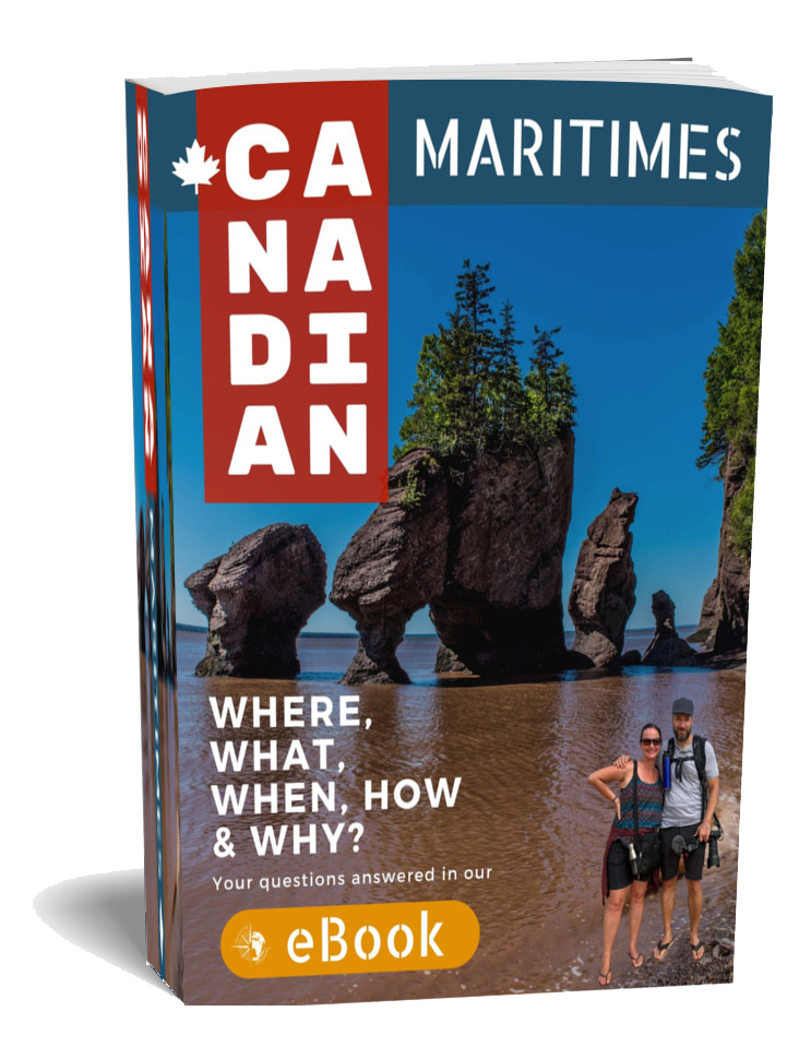 Canadian Maritimes eBook