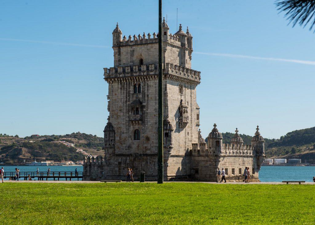 Belém Tower & the Padrão dos Descobrimentos