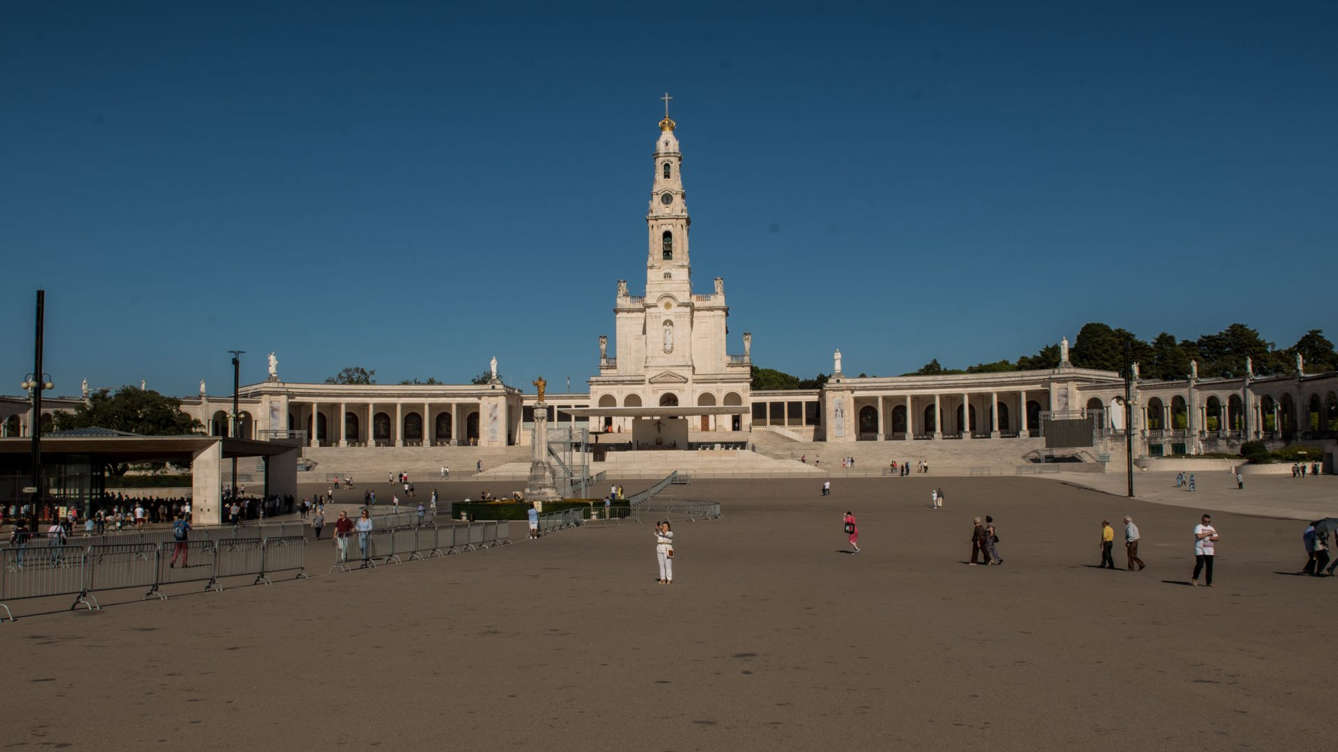 The Fatima Sanctuary & the powerful story within