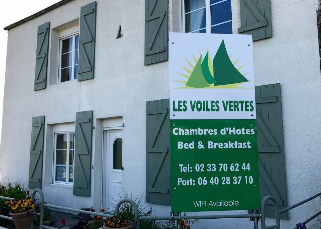 Best Hotels in Europe Voiles Vertes