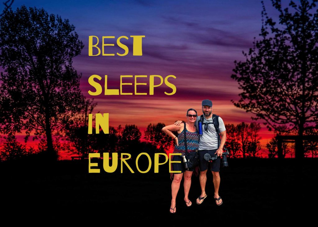 Best Sleeps in Europe