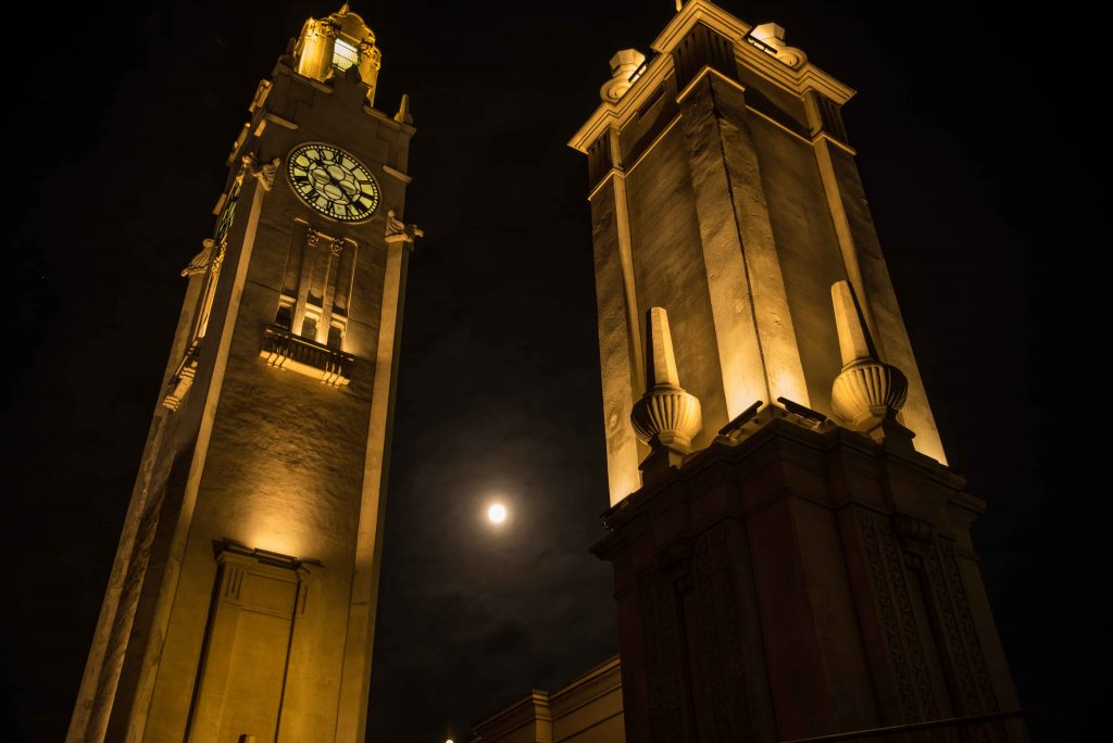 Old Port Montreal Clock Tower