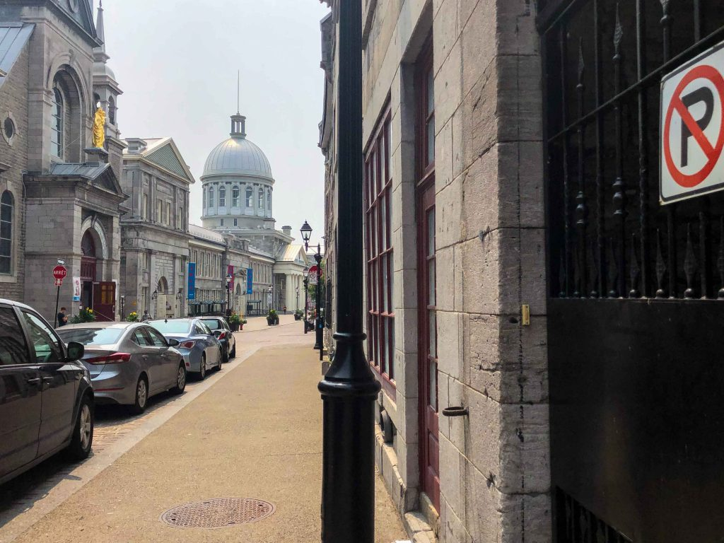 Old Port Montreal in one day - Marché Bonsecours