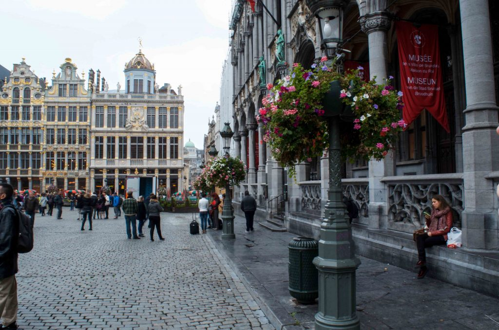 Grand Place in Bruxelles