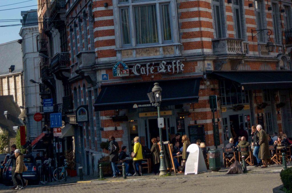 Cafe Leffe near Grand Sablon