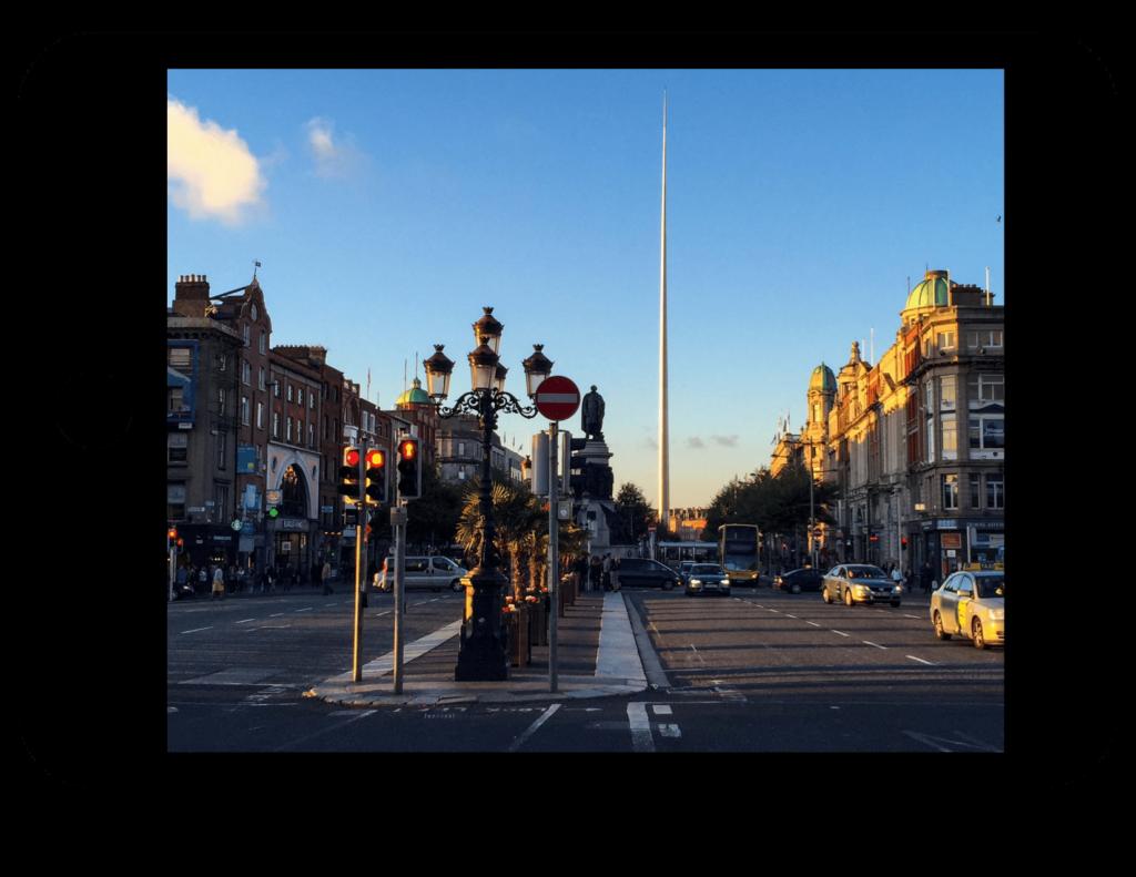 Dublin Ireland Spire