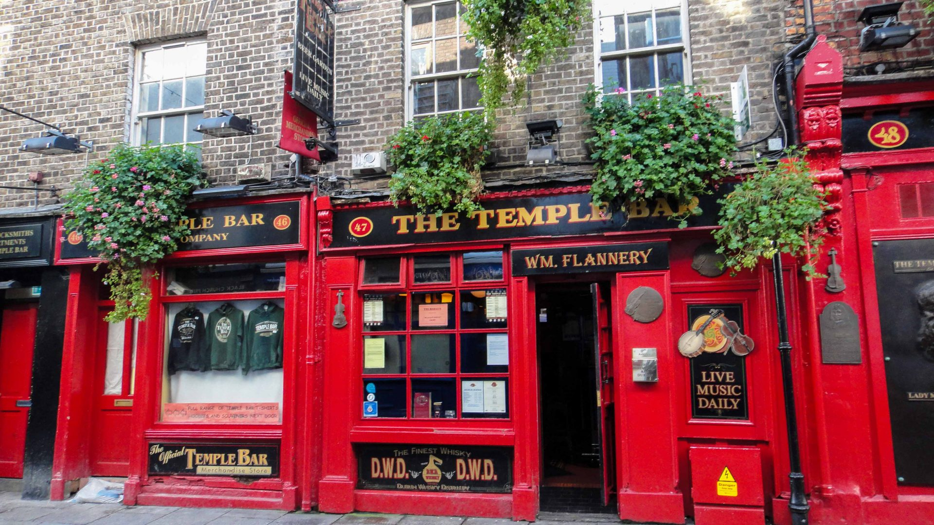 Dublin Ireland and Unforgettable Day Trips