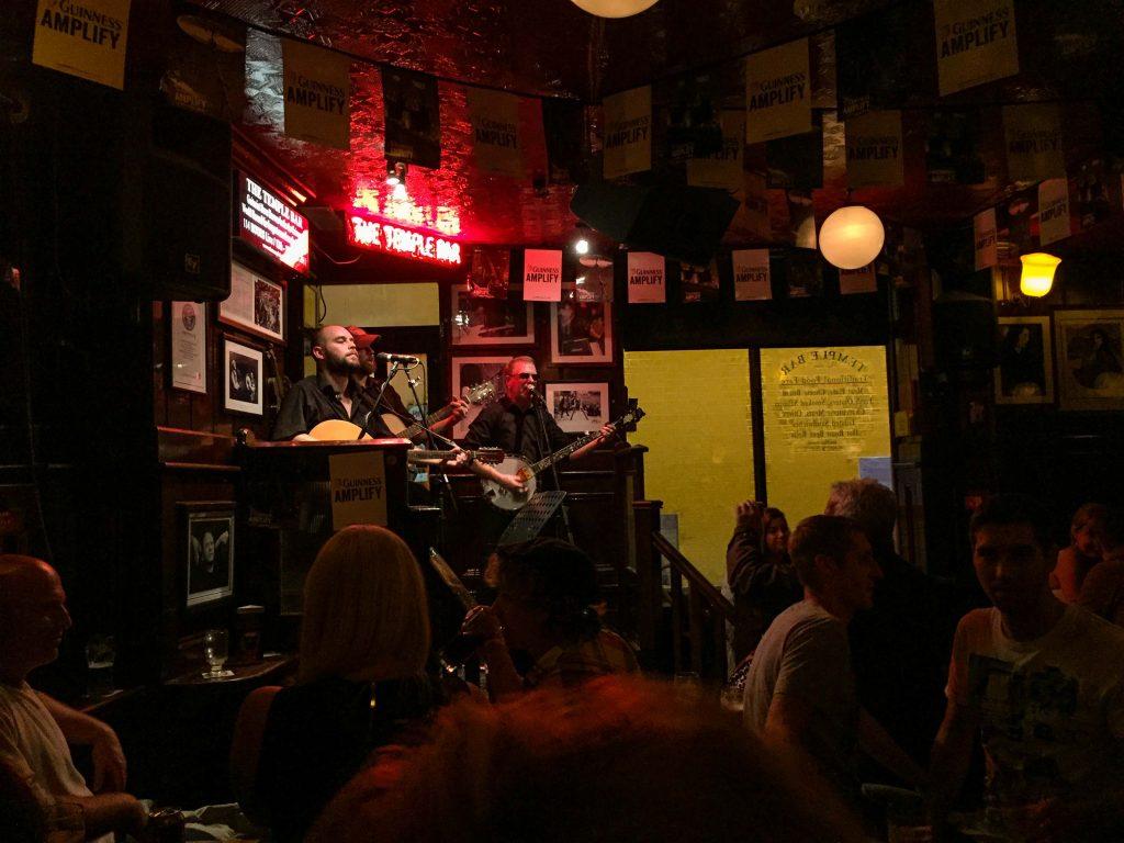 Dublin Ireland live music