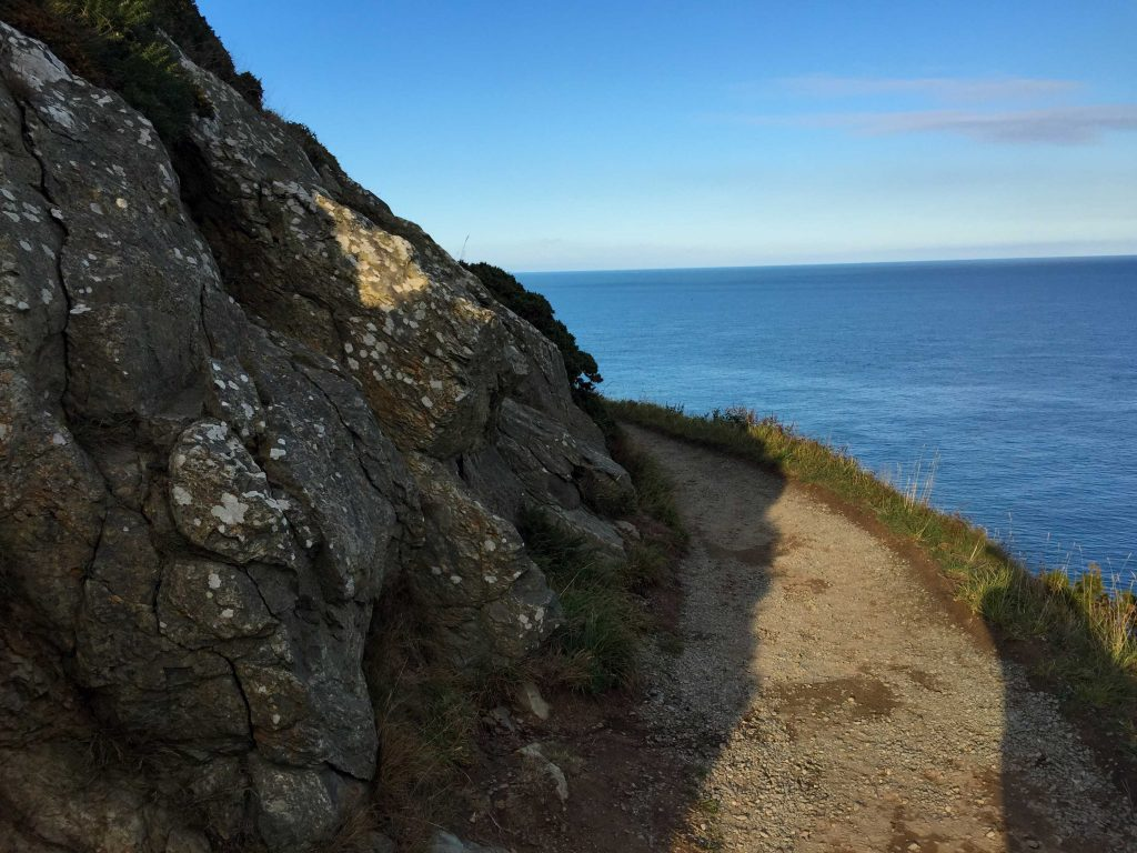 Hike in Howth